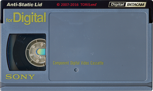 Видеокассета Digital BETACAM