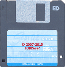 Floppy Disk Extended Density 2,44 MB
