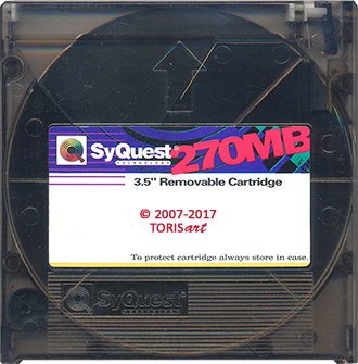 SyQuest 270MB